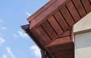 металлический софиты Grand Line для крыши